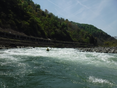 信濃川 2019.05.05: TM's River Logbook