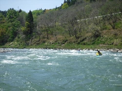 信濃川 2019.05.05: TM's River Logbook